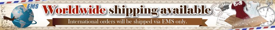 International shipping e322ee8007f0f140b4d925315b04cbad6b0d5b580b5979295f89885440eea1a0